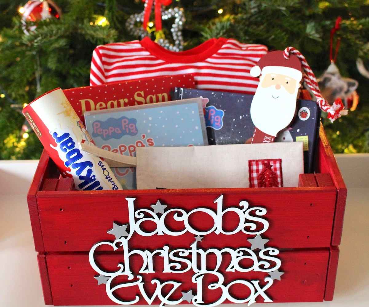 DIY | Jacob's Christmas Eve Box